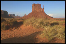 255005 Mitten Butte Monument Valley A4 Photo Print