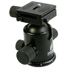 Pro Heavy Duty Camera Tripod Ball Head Ballhead Quick Release Plate Fancier 6664