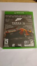 Forza Motorsport 5: Racing Game of the Year (Microsoft Xbox One, 2014) Brand New