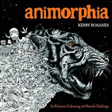 Animorphia An Extreme Colouring Book