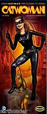 Moebius Catwoman From 60s TV Series Model Kit 1/8 Scale New Sealed Julie Newmar