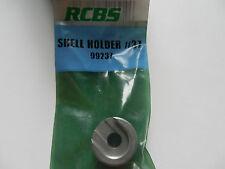 *NEW;  RCBS Shell Holder #37;  99237;  338 Lapua;  416 Rigby