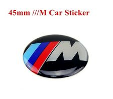 45mm BMW M SPORT Steering Wheel Center Sticker/Badge/Emblem/decal for BMW,Fits