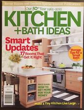 Kitchen And Bath Ideas Smart Updates Get More For Less Fall 2015 FREE SHIPPING