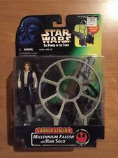 1997 Star Wars POTF Gunner Station Millennium Falcon Action Figure,MISP
