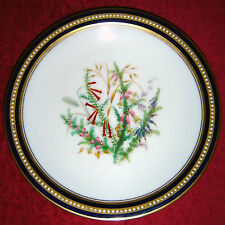 Antique Victorian Royal Worcester Plate  Chamberlain or Flight,Barr and Barr