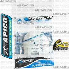 Apico Dual Stage Pro Air Filter For Yamaha WR 250F 2004 04 Motocross Enduro New