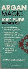 Argan Magic 100% Pure Argan Oil The Moroccan Beauty Secret 2 oz spray NEW