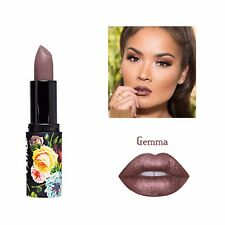 LIME CRIME PERLEES GEMMA ROUGE A LEVRE*LOT MAQUILLAGE*STOCK LIMITE