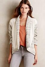 New Anthropologie Moelleux Collared Jacket Sz L Fit XL NIP by Saturday/Sunday