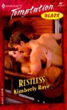 Restless (Blaze) by Kimberly Raye