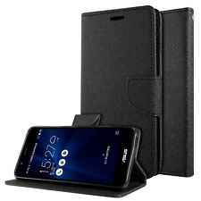 For Asus Zenfone 3 Max ZC520TL Flip Wallet Leather Stand Card Phone Case Cover