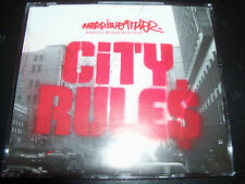 Daniel Merriweather City Rules Rare Australian CD Single – Like New