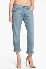 """New! $228 CITIZENS OF HUMANITY 'Dylan"""" Loose Fit Jeans, Seychelles, SIZE 28"""