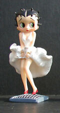 "Betty Boop Mini Figure - Cool Breeze -  3 1/4"" tall - (9009)"