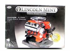 Lincoln Mint Dodge A-990 Hemi Race Engine Testors 455 1/6 New Model Kit