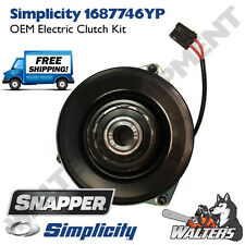 Simplicity Genuine OEM Clutch 1687746