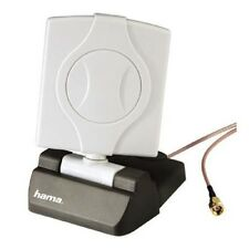 Hama 2.4 GHZ Wireless LAN Antenne 6dBi, WiFi 62770