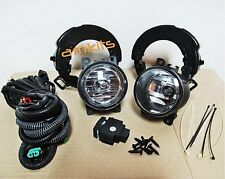 FOG DRIVING SPOT LIGHT LAMP SET FOR NISSAN NAVARA D40 PATHFINDER YEAR 2005-2011