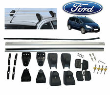 NEW GENUINE FORD SMAX S-MAX ROOF BARS ROOF RACK 2006 ONWARD WITH PANORAMIC ROOF