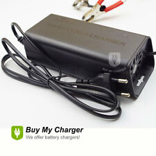 Full Auto 3 stage 12v 3A 4ah~50ah lead Acid/GEL Battery Charger 100V ~240V
