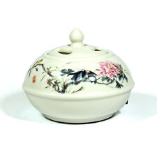 Electric Incense Burner / Heater- Traditional Type Chinese Draw - Taiwan Ceramic