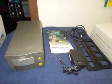 MINOLTA SCANNER AF-2840 DIMAGE SCAN DUAL III KONICA WORKING SET BUNDLE