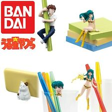 SET 5 Figure LAMU Desktop Collection BANDAI Gashapon Urusei Yatsura FIGURES New