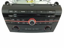 07 08 09 Mazda 3 Radio Satellite XM Stereo 6 Disc CD Changer MP3