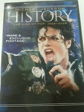 Michael Jackson: History - The King of Pop 1958-2009 (DVD)