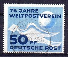 (E169) EAST GERMANY STAMP - Sg.E1 - 1949 - FIRST ISSUE - FINE USED