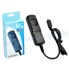 JJC Remote Switch shutter Release for Fujifilm Fuji FINEPIX HS50EXR RR-80A