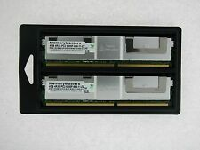 NMD517A21207FD53I5HC 8GB 2x4GB DDR2 PC2-5300F ECC REGISTERED FB-DIMM 4RX8