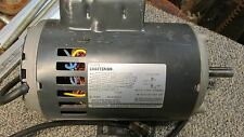 Craftsman MOTOR # 820030 3 H P MAX RATED, 1.5+ CONT.RATED, EXC+++ COND. 120 VOLT