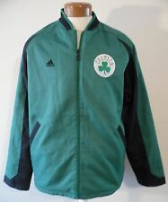NWT Adidas Boston Celtics Mens Tip Off Midweight Jacket M Kelley Green MSRP$75