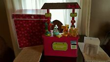 American Girl Doll Kanani's Shaved Ice Stand- Rare and Retired! IN BOX !