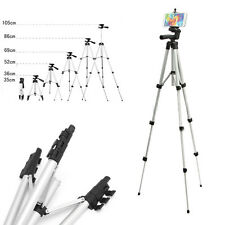 Professional Camera Tripod + Smartphone Stand Holder + Bag for iPhone Samsung