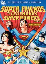 Superfriends: The Legendary Super Powers Show (DVD, 2007, 2-Disc Set) NEW
