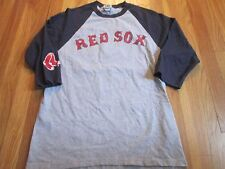 VINTAGE VF IMAGEWEAR MLB BOSTON RED SOX MANNY RAMIREZ RED JERSEY T-SHIRT SIZE S