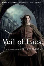 Veil of Lies: A Medieval Noir (The Crispin Guest Novels)-ExLibrary