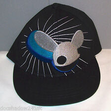DEADMAU5 HEAD Embroidered Ball Cap by Catbread, Inc