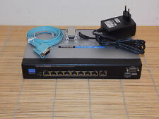 Cisco Linksys SRW208G Switch