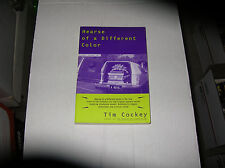 Hearse of a Different Color by Tim Cockey (2001) Advanced Reader's Copy