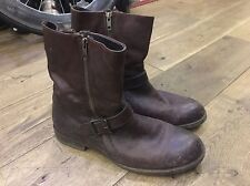 Frye Engineers Boots 8.5 Uk (9.5 US 43 Grenson Dr Martens Redwing Wolverine Men)