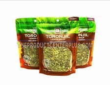Toronjil Lemon Balm Herbal Tea Infusion 3 pack Nuestra Salud