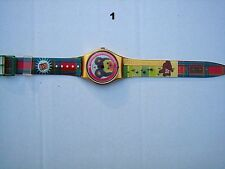 "SWATCH ""SWEET TEDDY"" 1997/8 GJ121 BRAND NEW PRETTY UNISEX ANY AGE + KIDS- QUIRKY"