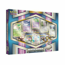 Pokemon Magearna Mythical Collection Box TCG  sun and moon booster