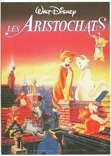 CPM - Disney LES ARISTOCHATS - Postcard