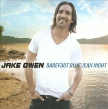 "JAKE OWEN, CD ""BAREFOOT BLUE JEAN NIGHT"" NEW SEALED"