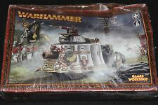 Games workshop warhammer l'empire steam tank métal neuf scellé WH40K fantasy
